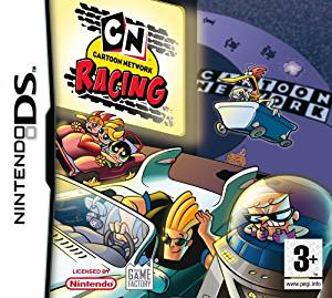 Cartoon Network Racing (Nintendo DS) (U)